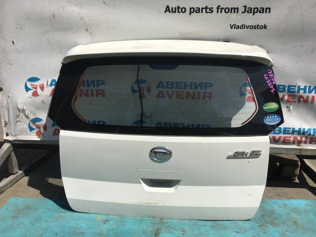 Дверь задняя Daihatsu Mira E:s LA350S