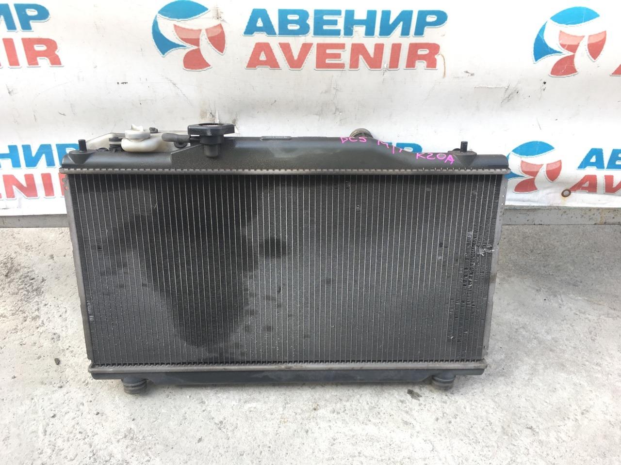 Радиатор Honda Integra DC5 K20A