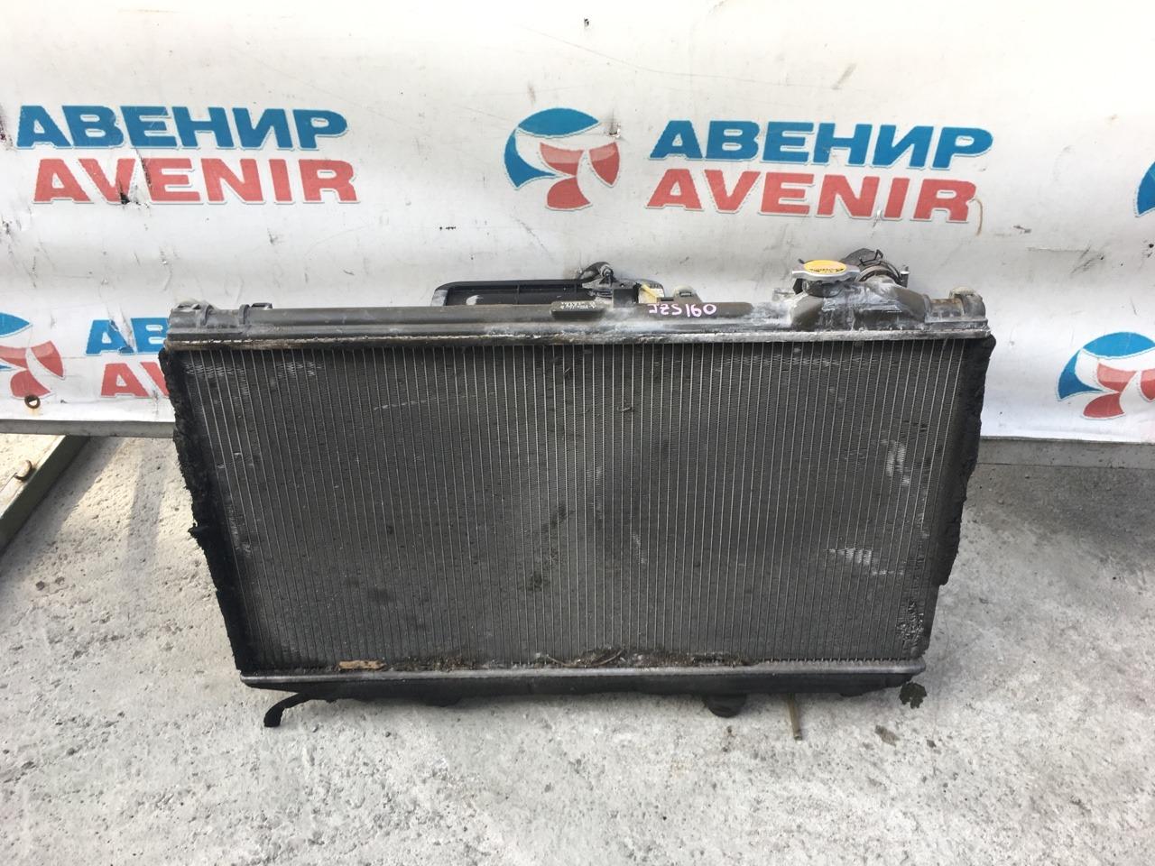 Радиатор Toyota Aristo JZS160 2JZ-GE