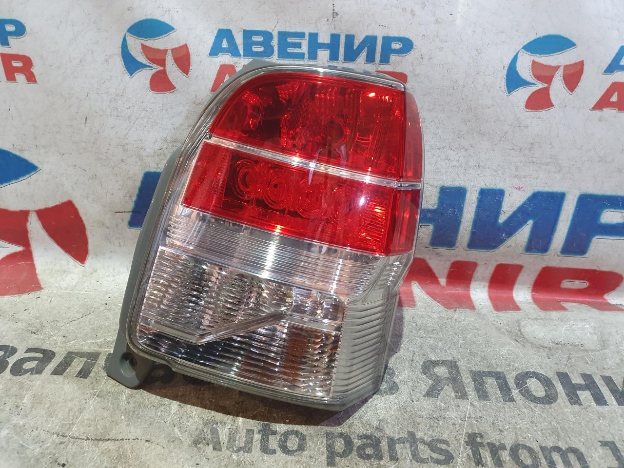 Стоп-сигнал Toyota Spade NCP141 задний правый