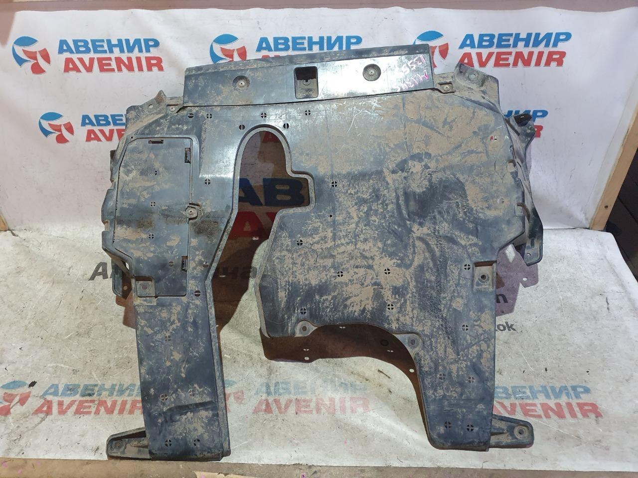 Защита двигателя Suzuki Wagon R MH34S передняя