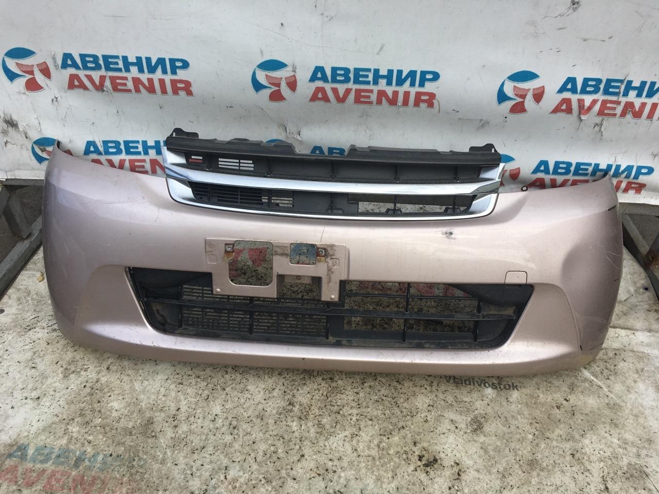 Бампер Daihatsu Move LA100S передний