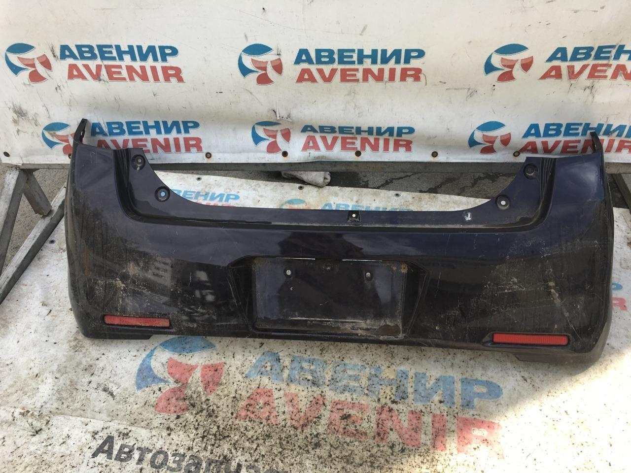 Бампер Suzuki Wagon R MH34S задний