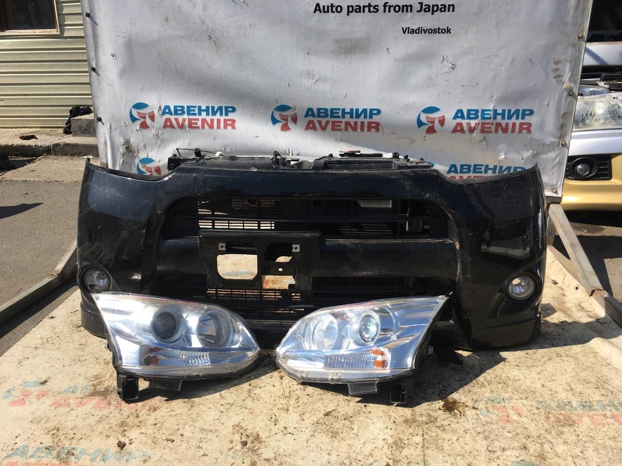 Nose cut Daihatsu Move LA100S KF передний