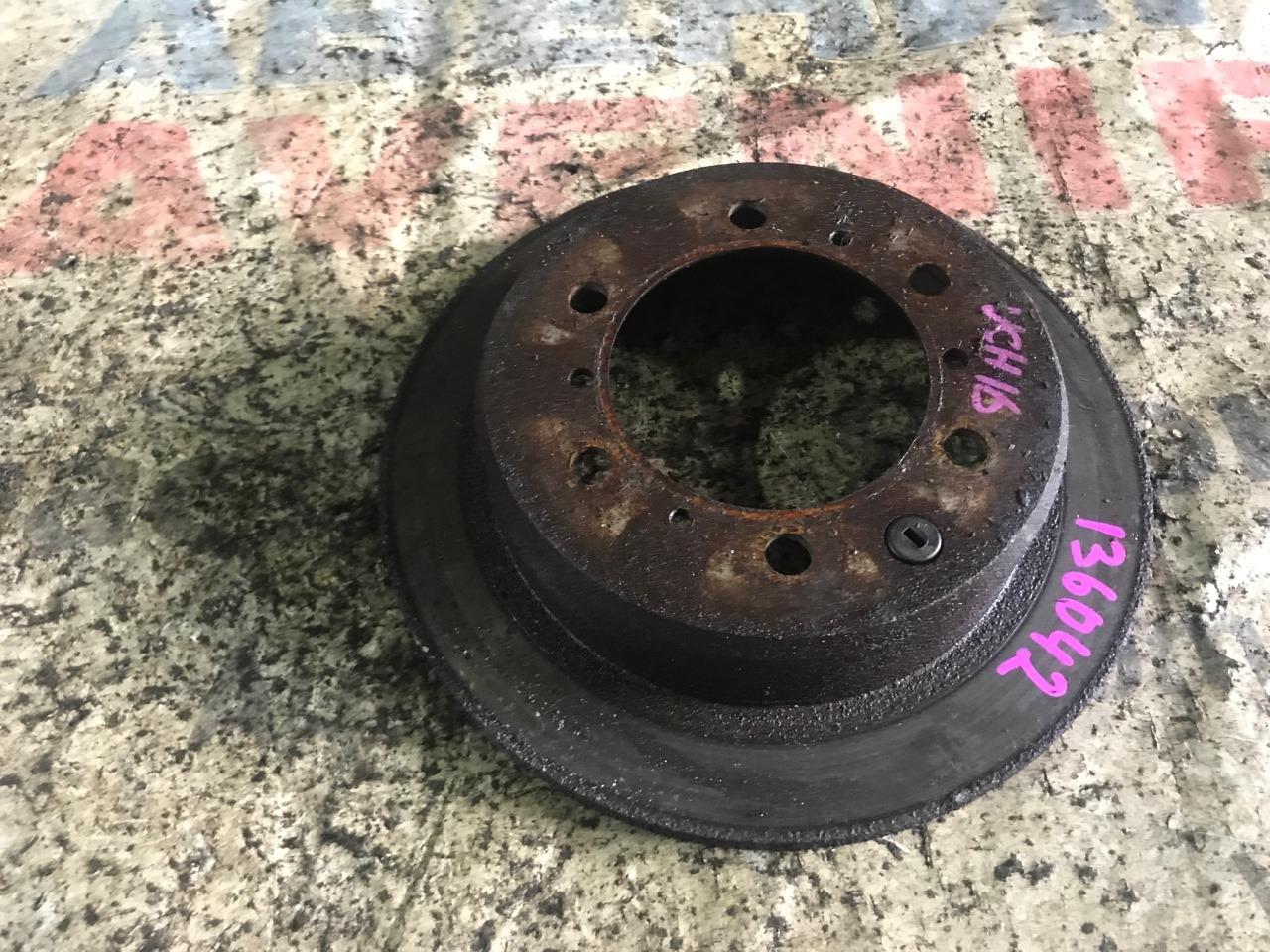 Тормозной диск Toyota Granvia KCH10 задний