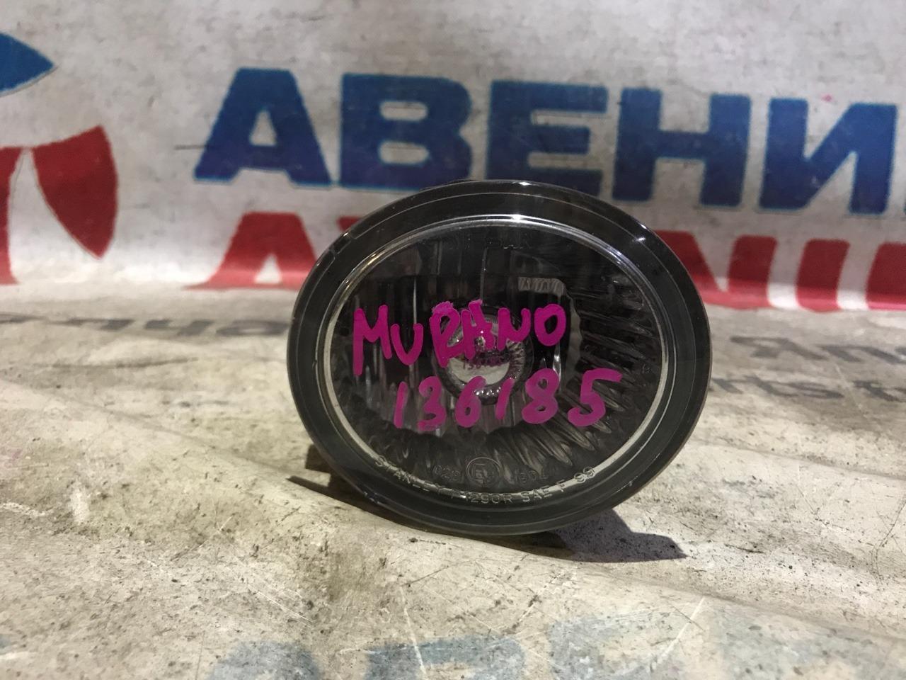 Туманка Nissan Murano PNZ50 передняя правая