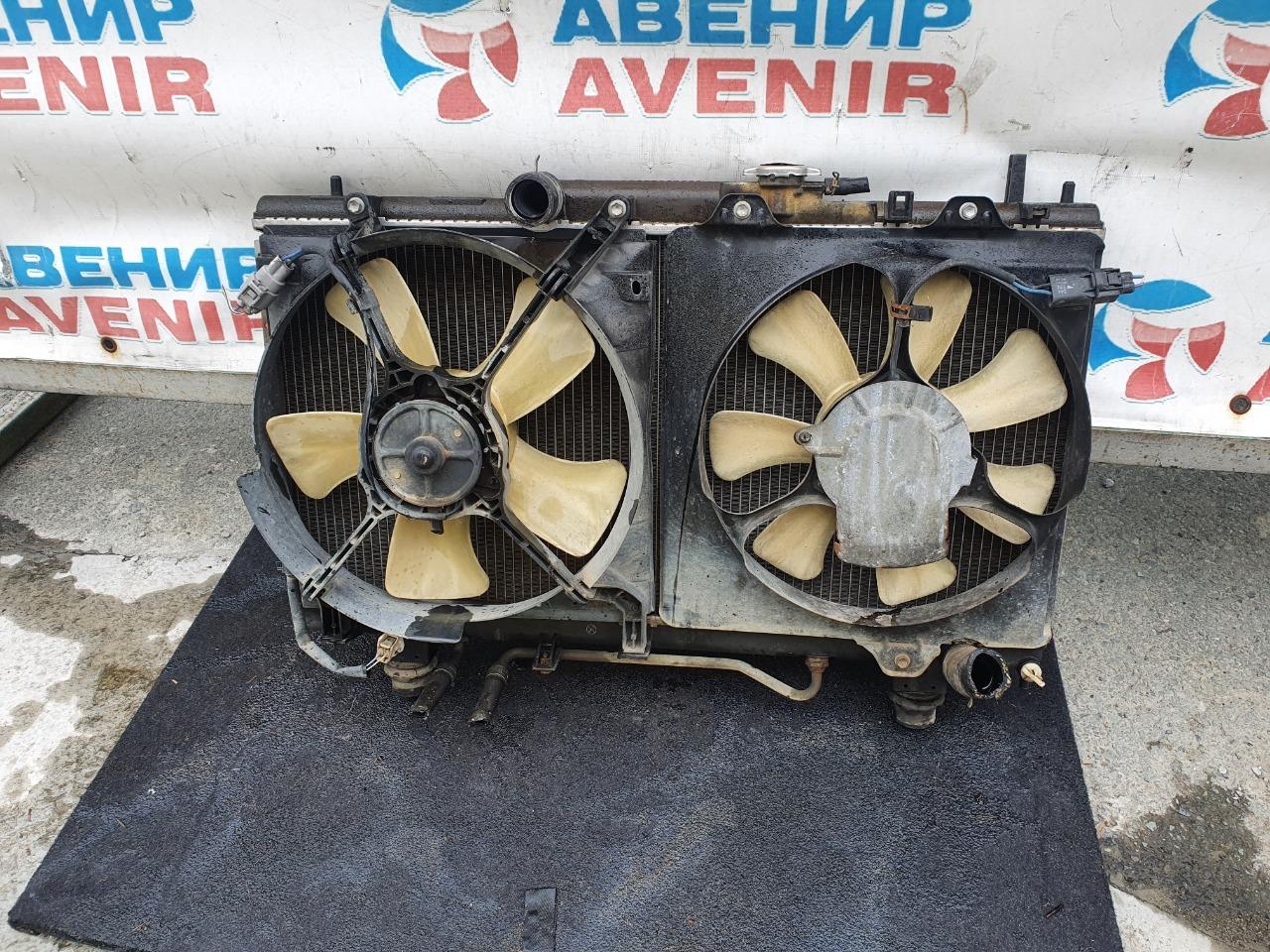 Радиатор Toyota Caldina ST195 3S-GE