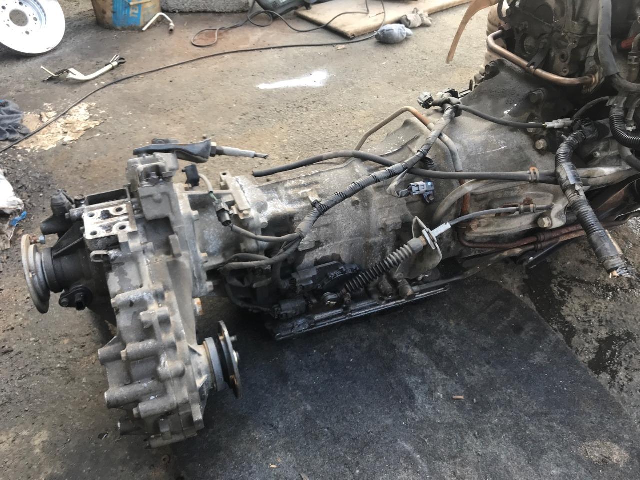 Акпп Mazda Bongo SK82M F8