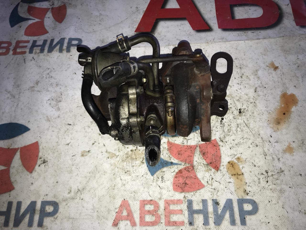 Турбина Suzuki Jimny JB23W