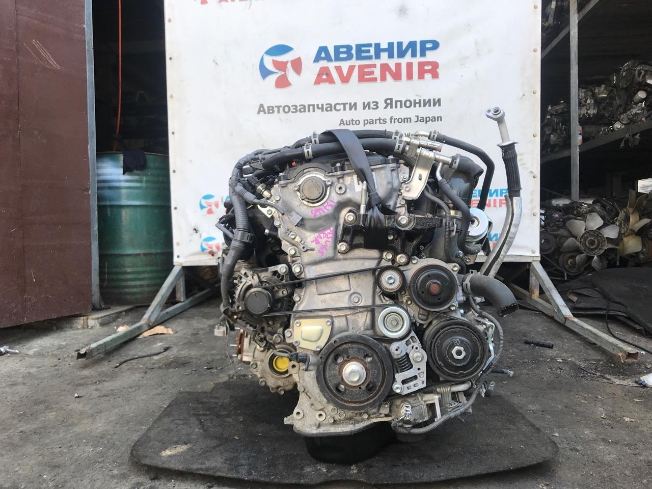 Двигатель Toyota Harrier ASU65 8AR-FTS