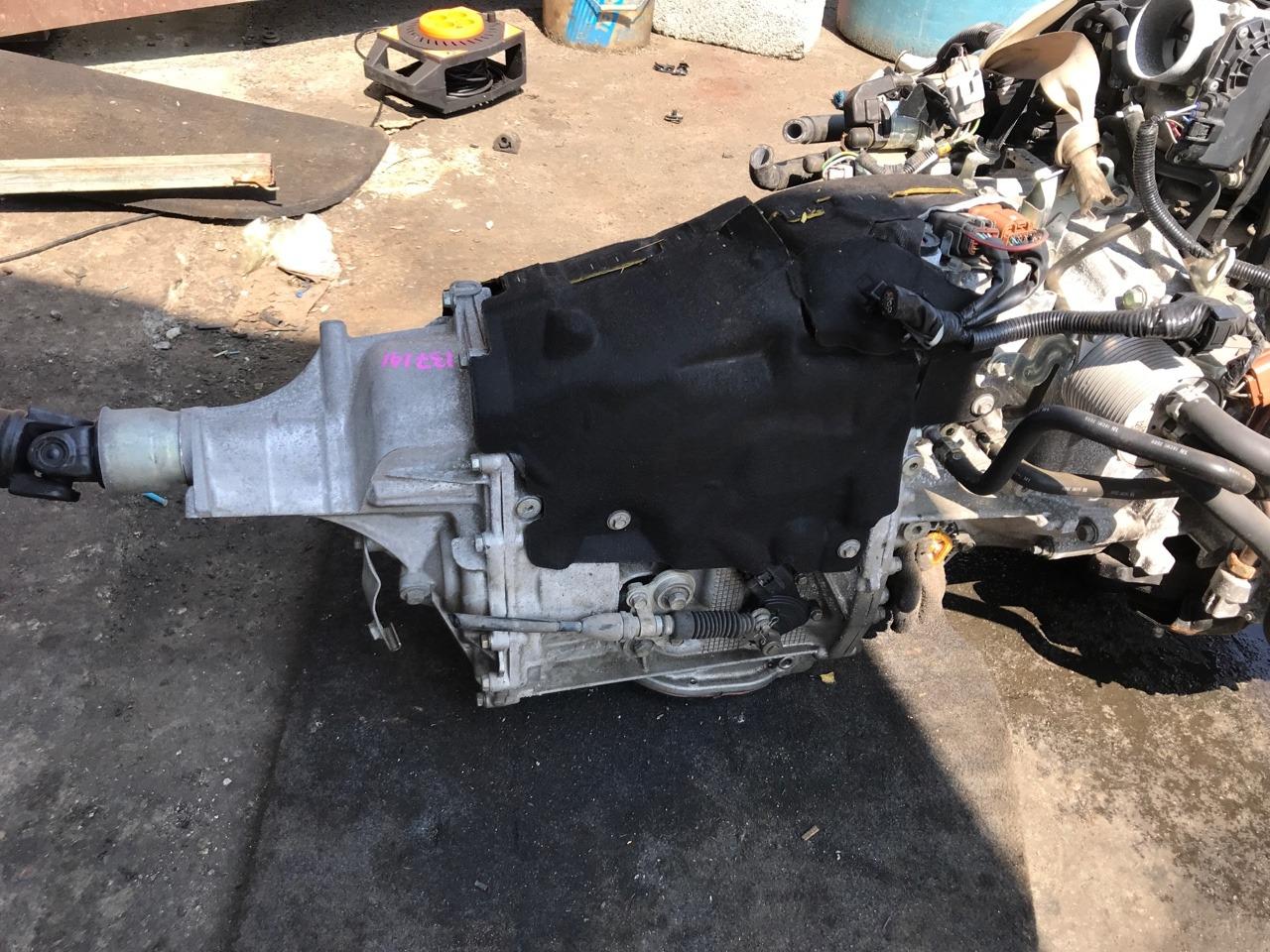 Акпп Subaru Exiga YAM FB25