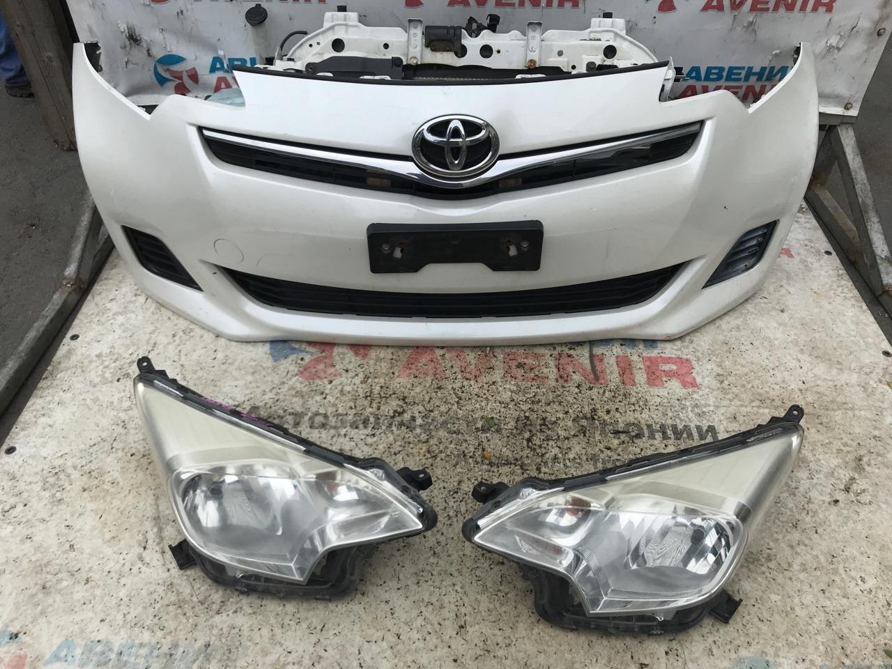 Nose cut Toyota Ractis NCP125 1NZ-FE