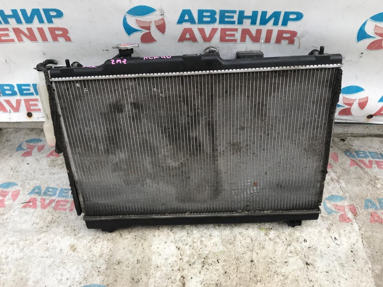 Радиатор Toyota Estima ACR40 2AZ-FE