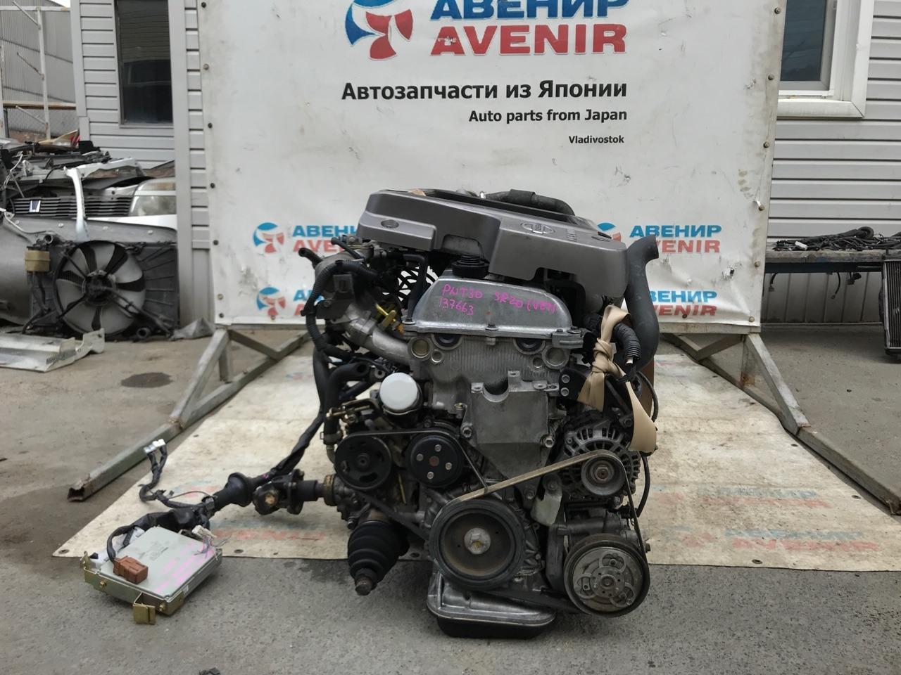 Двигатель Nissan X-Trail PNT30 SR20VET