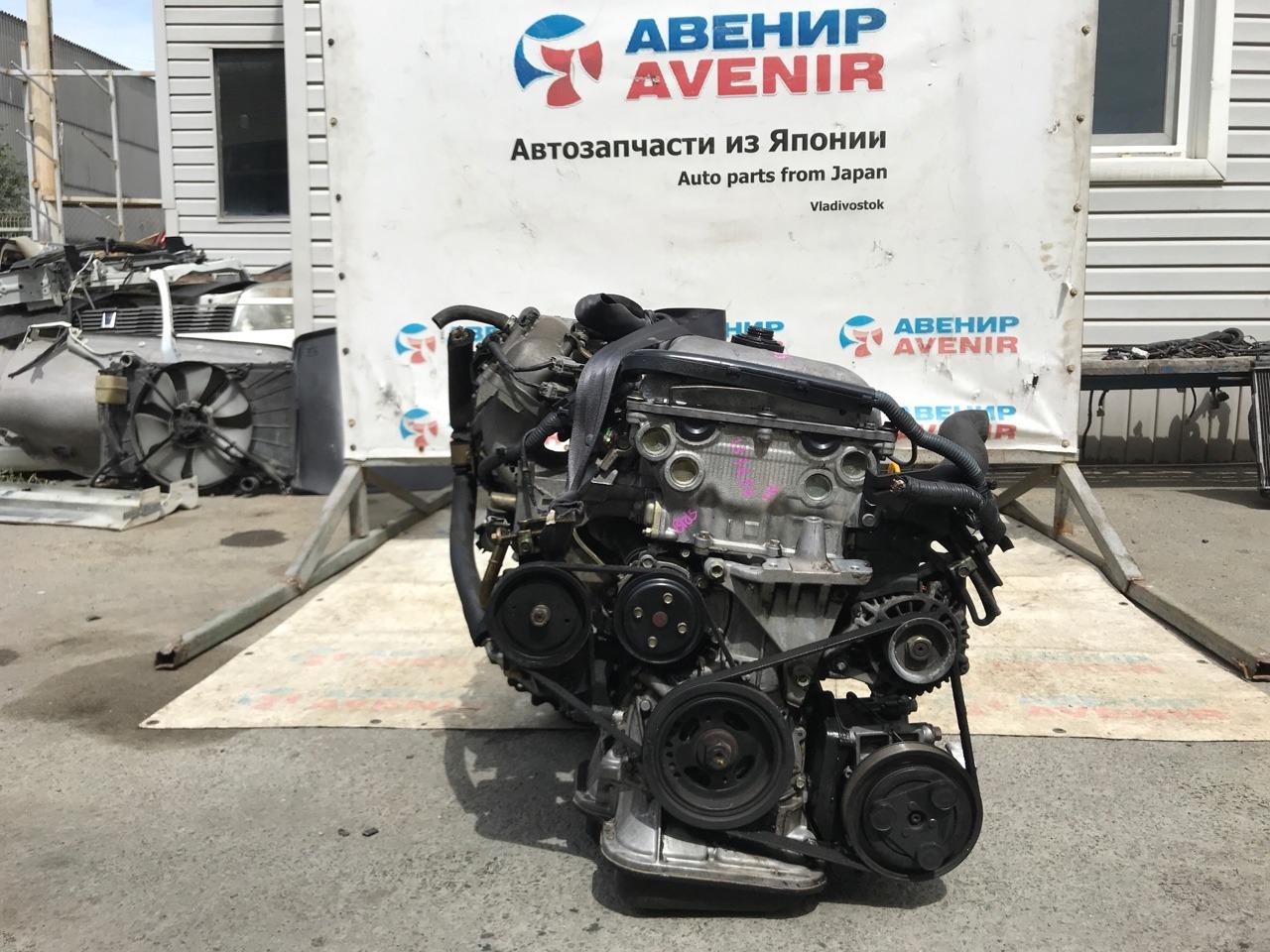 Двигатель Nissan Primera P11 SR18