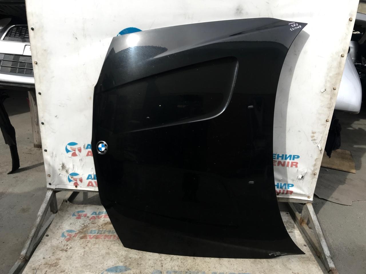 Капот Bmw X3 E83 M54
