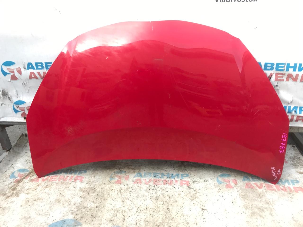Капот Toyota Aqua NHP10