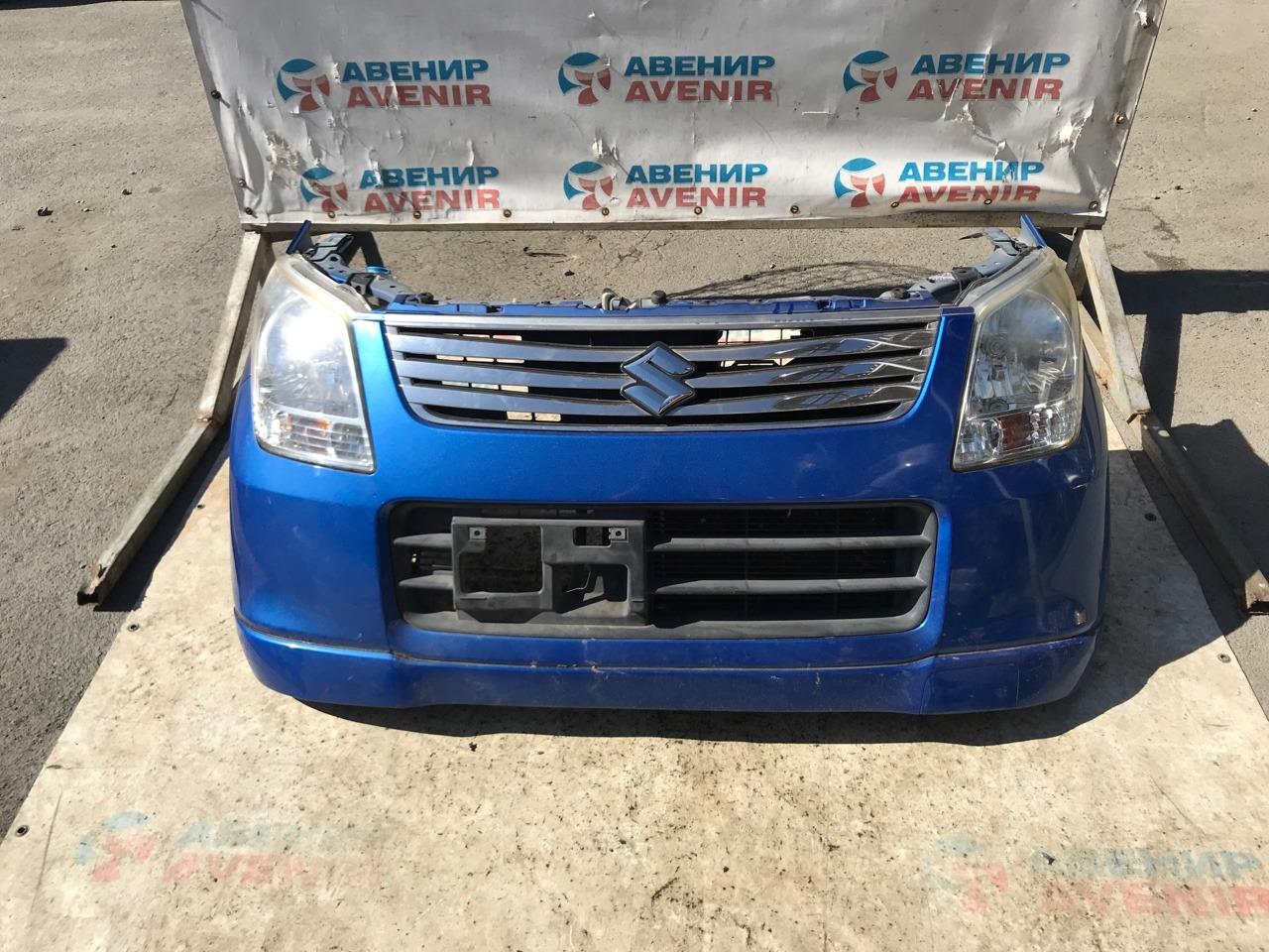 Nose cut Suzuki Wagon R MH23S K6A