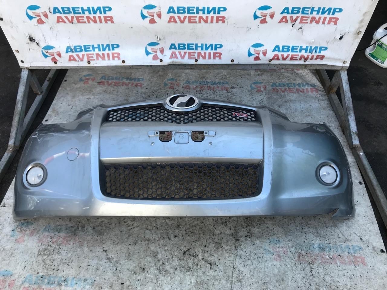 Бампер Toyota Vitz NCP95 передний