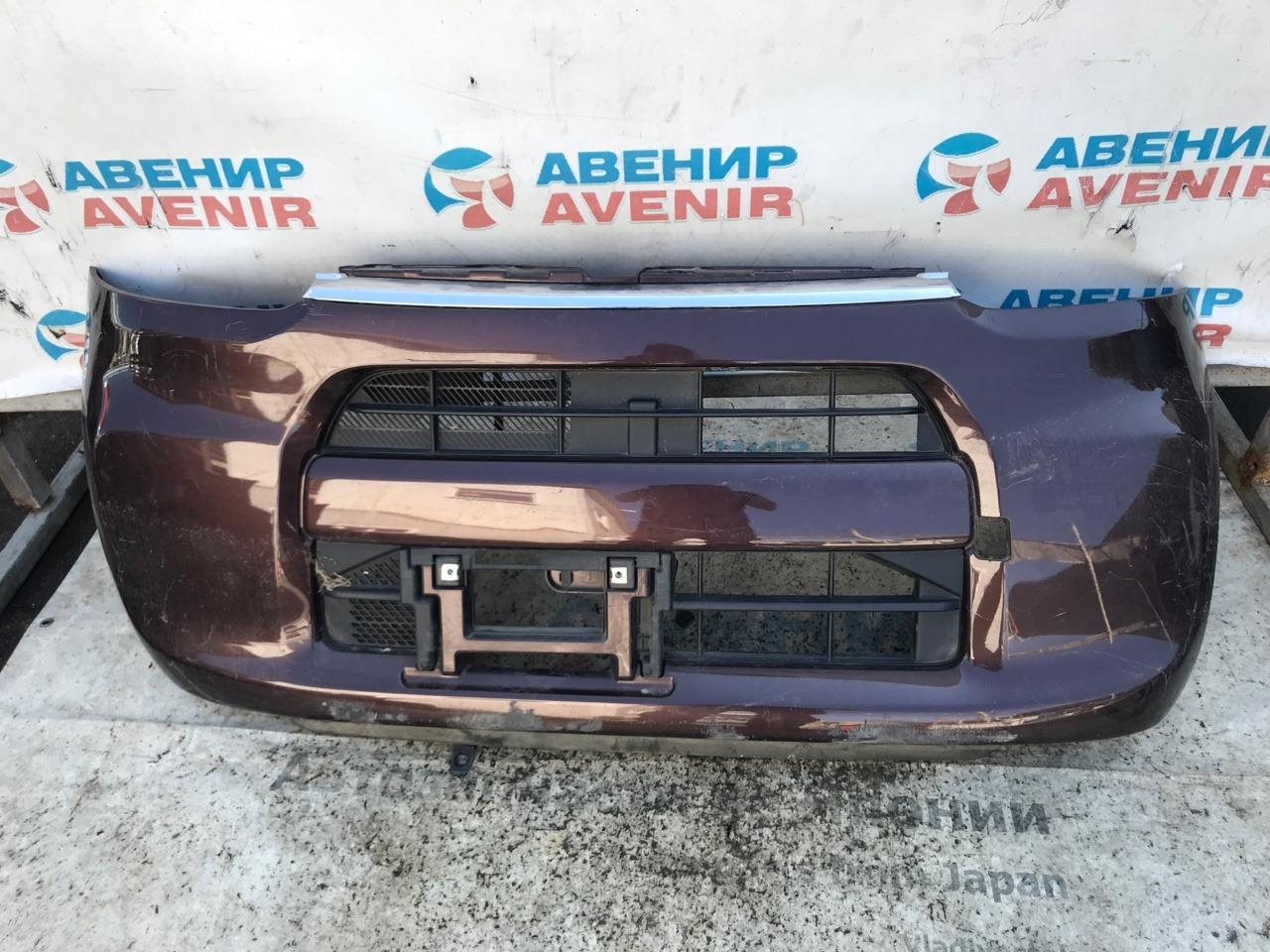 Бампер Daihatsu Tanto LA600S передний