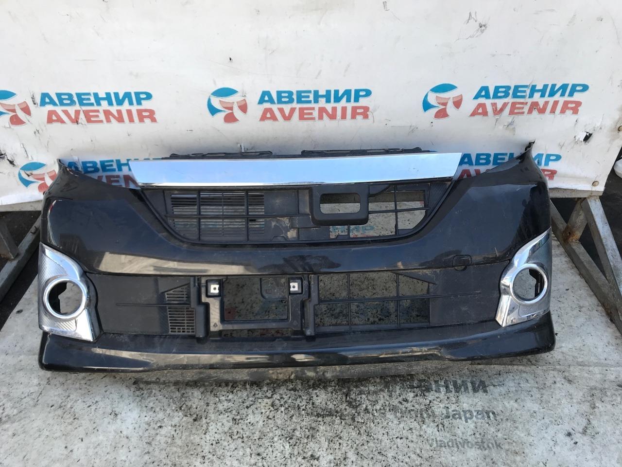Бампер Daihatsu Tanto LA600S 2014 передний
