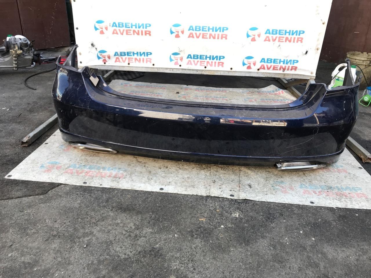 Бампер Lexus Ls460 USF40 задний