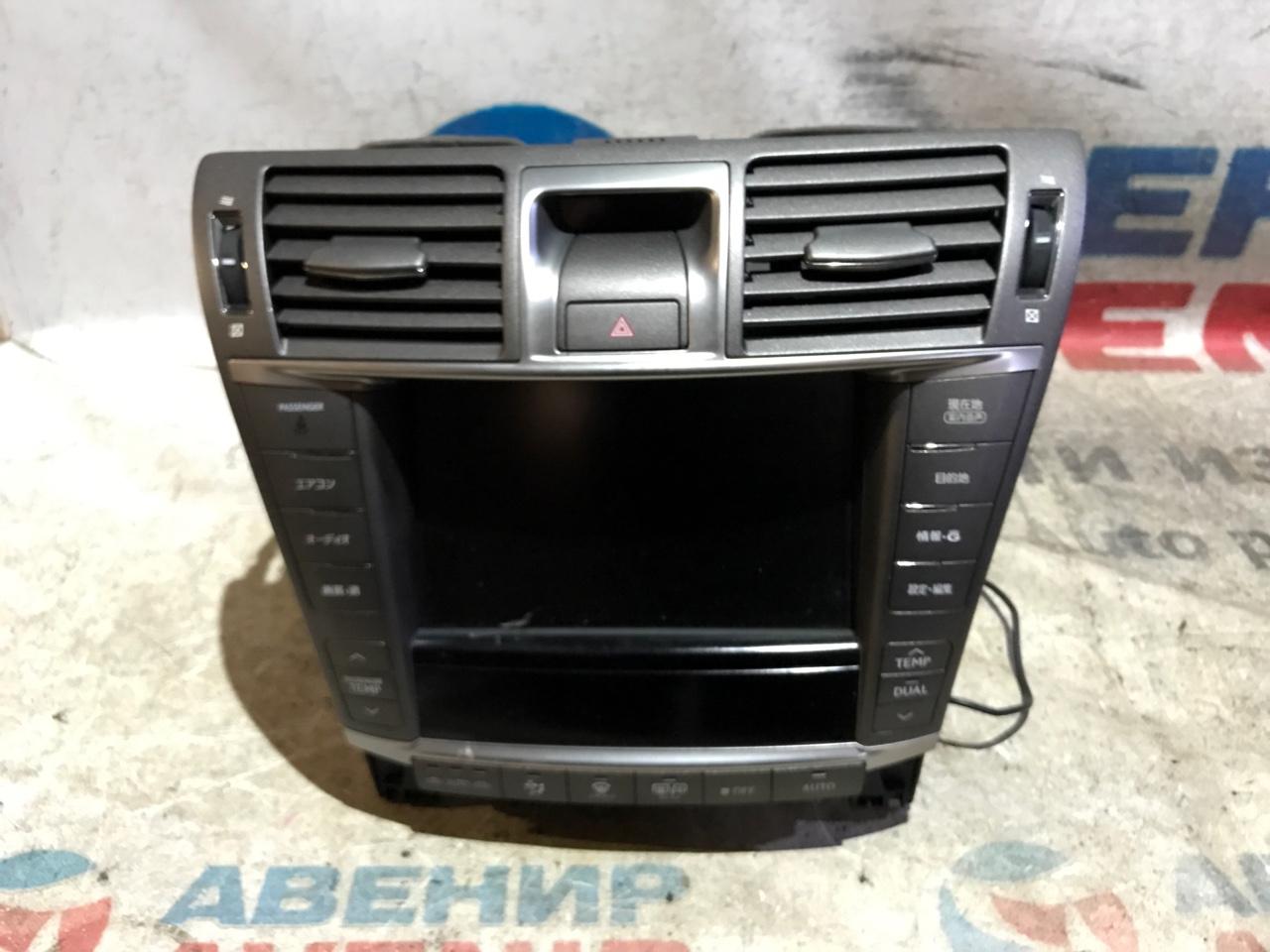 Климат-контроль Lexus Ls460 USF40