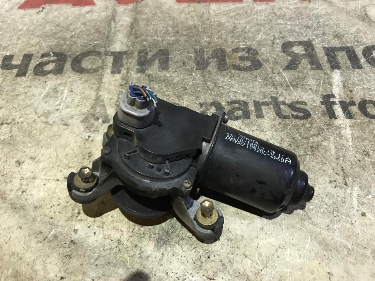 Мотор дворников Toyota Corolla EE103