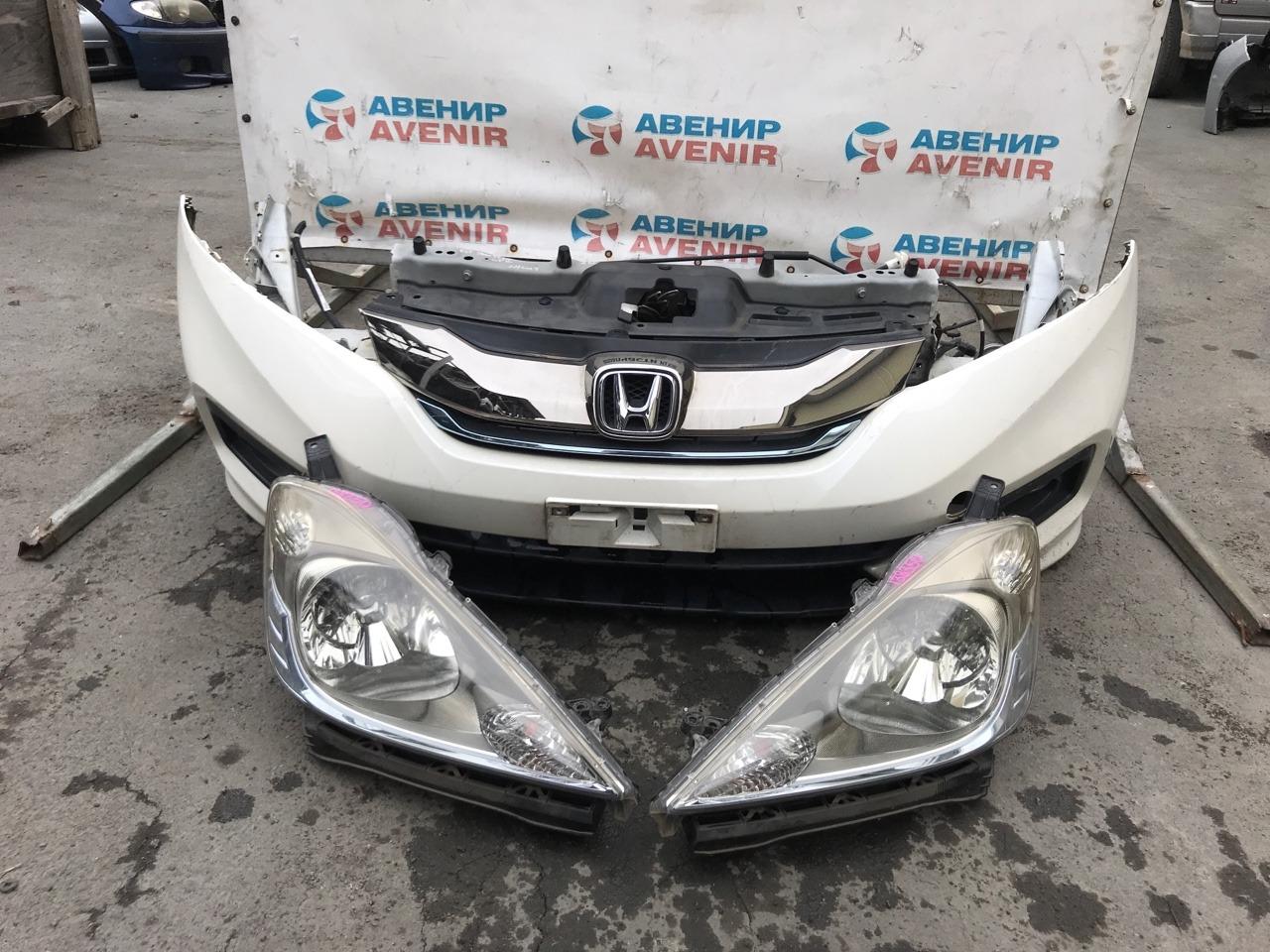 Nose cut Honda Fit Shuttle GP2 LDA