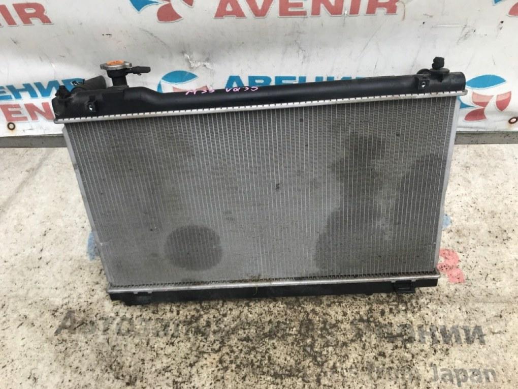 Радиатор Nissan Stagea M35 VQ35