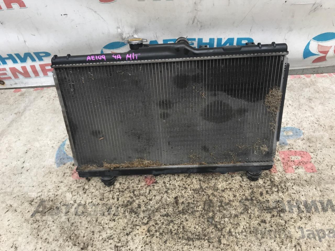 Радиатор Toyota Corolla AE109 4A-FE