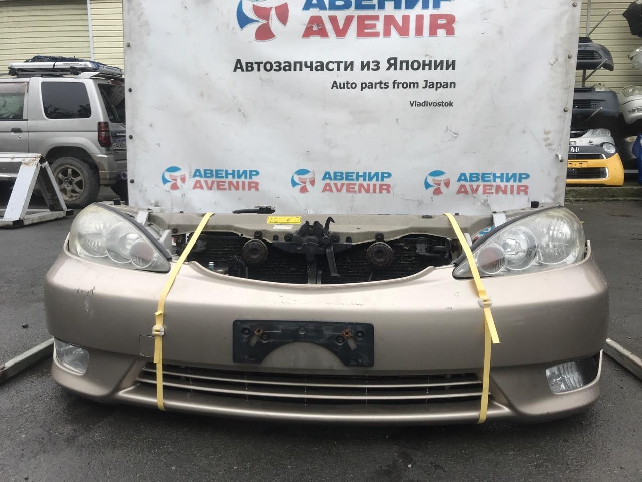 Nose cut Toyota Camry ACV30 2AZ-FE