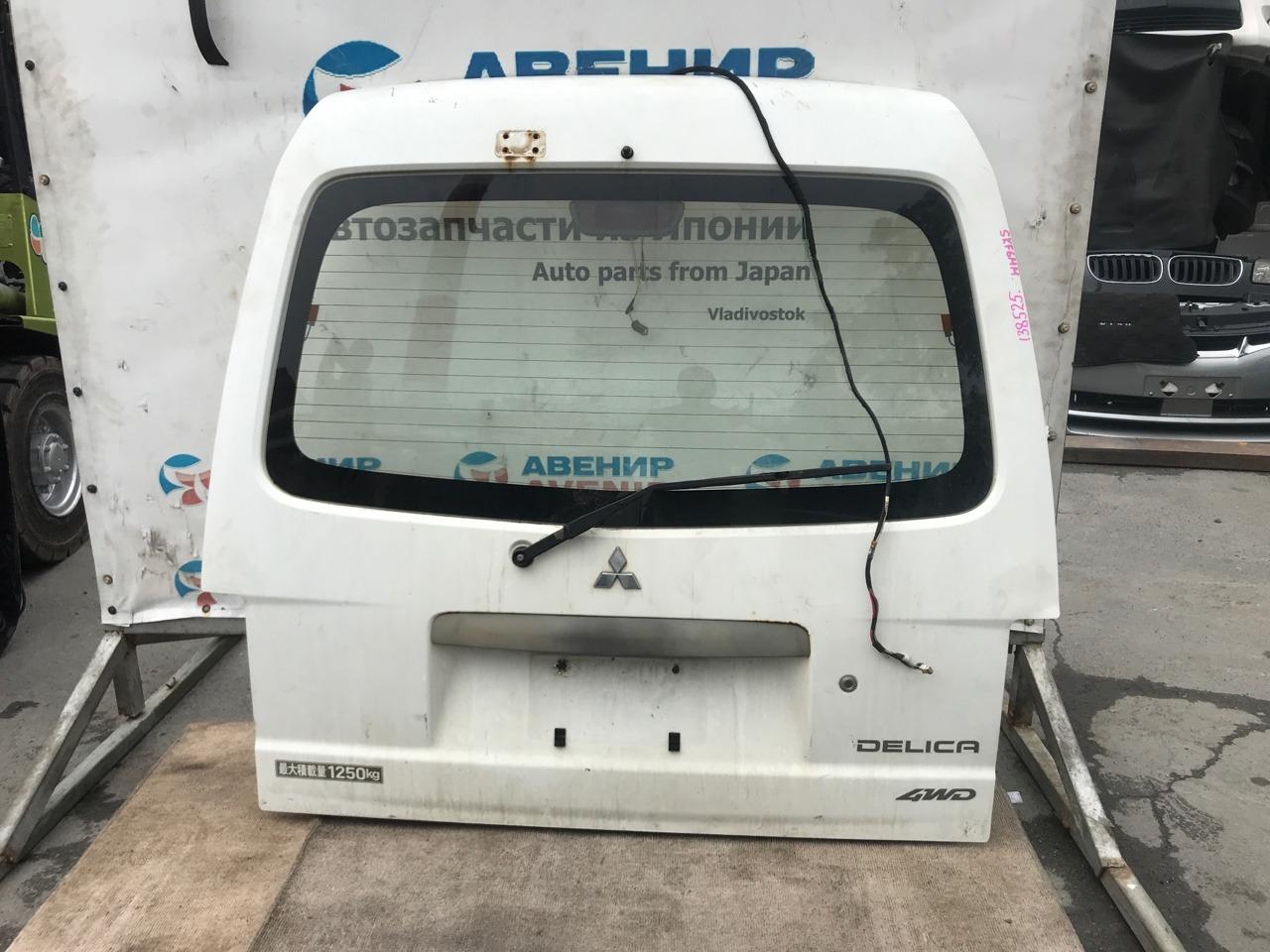 Дверь задняя Mitsubishi Delica SK22M