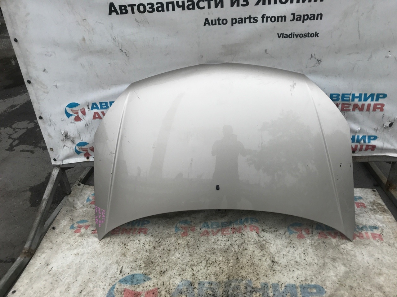 Капот Toyota Platz NCP12