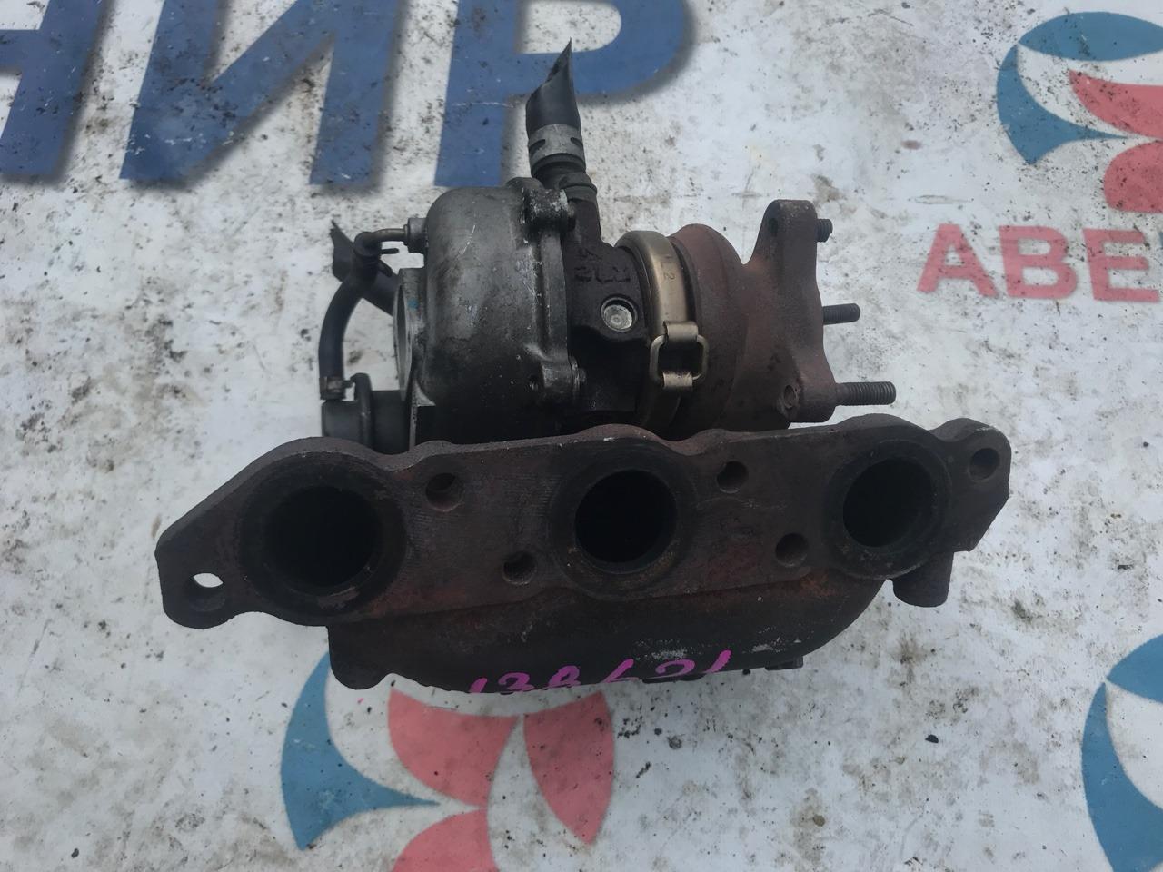 Турбина Suzuki Jimny JB23W K6A