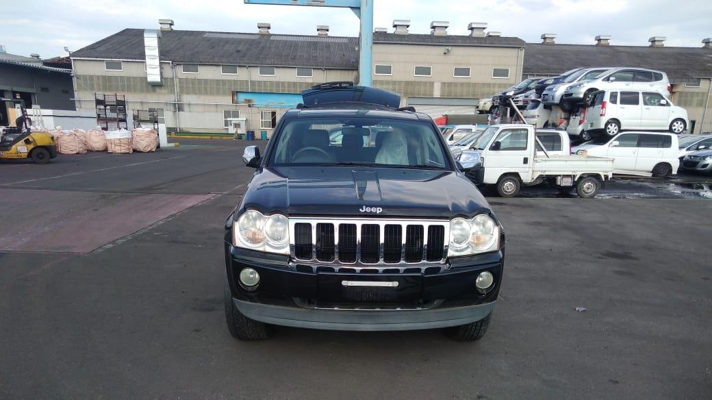 Капот Jeep Grand Cherokee 1J8HD58255Y587856