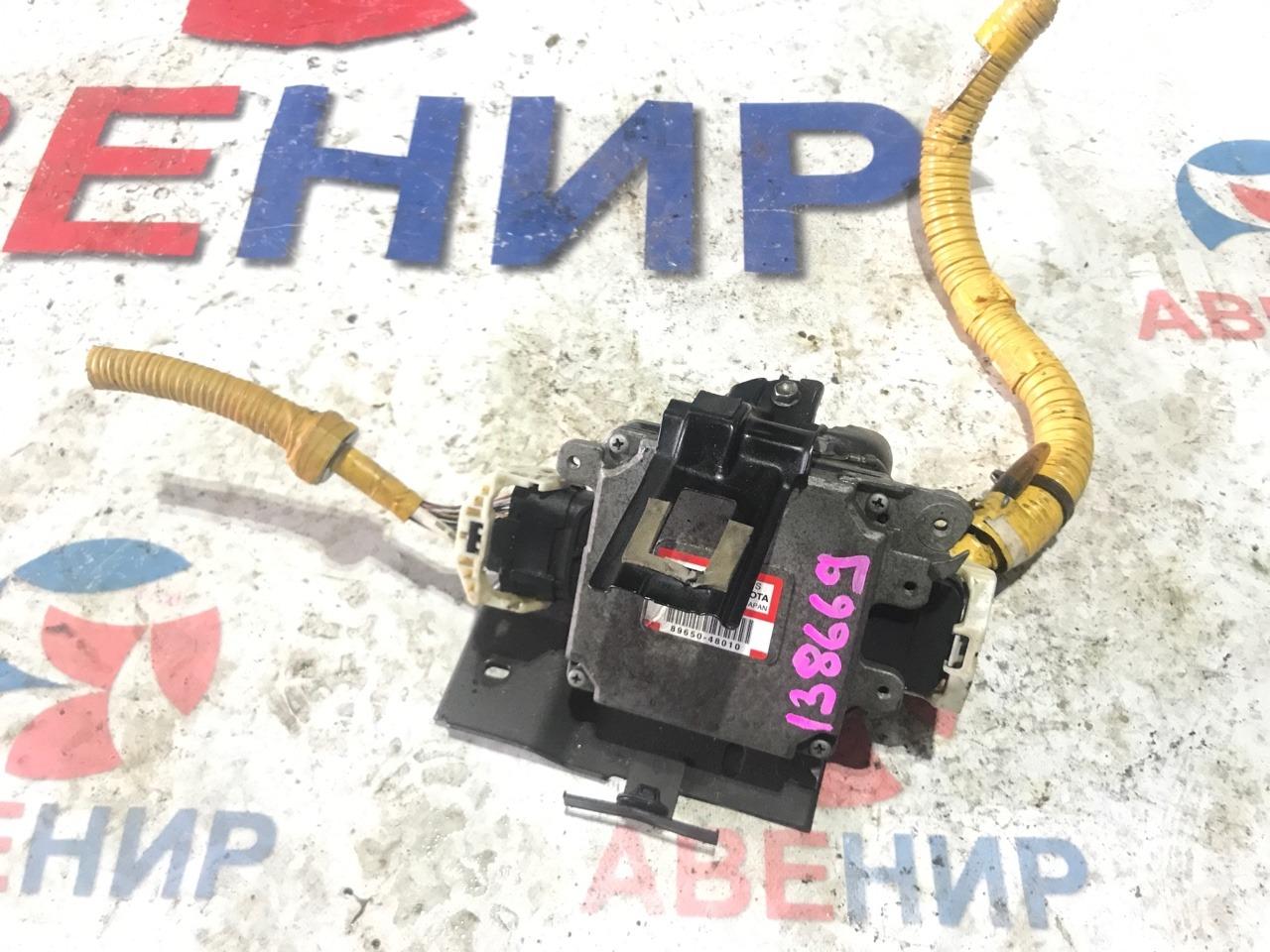 Блок управления рулевой рейкой Toyota Klluger MHU28