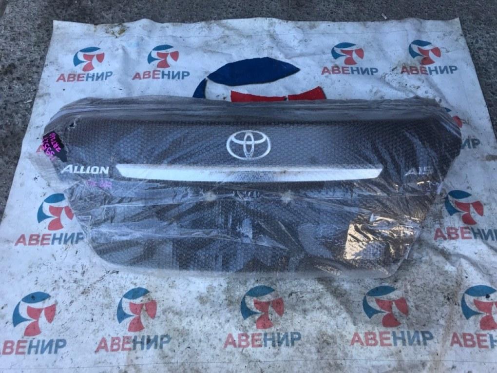 Крышка багажника Toyota Allion NZT240