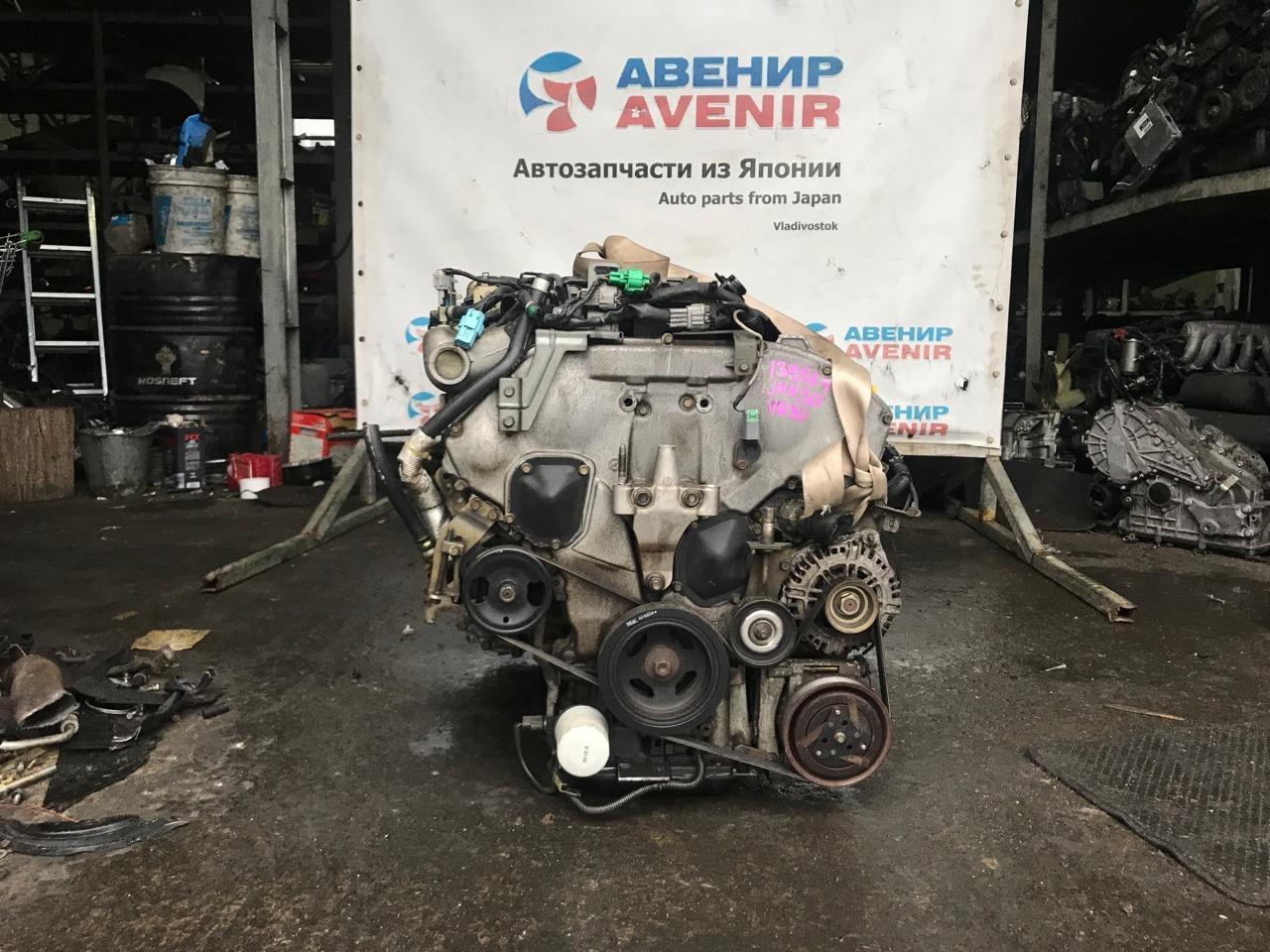 Двигатель Nissan Bassara JHU30 VQ30