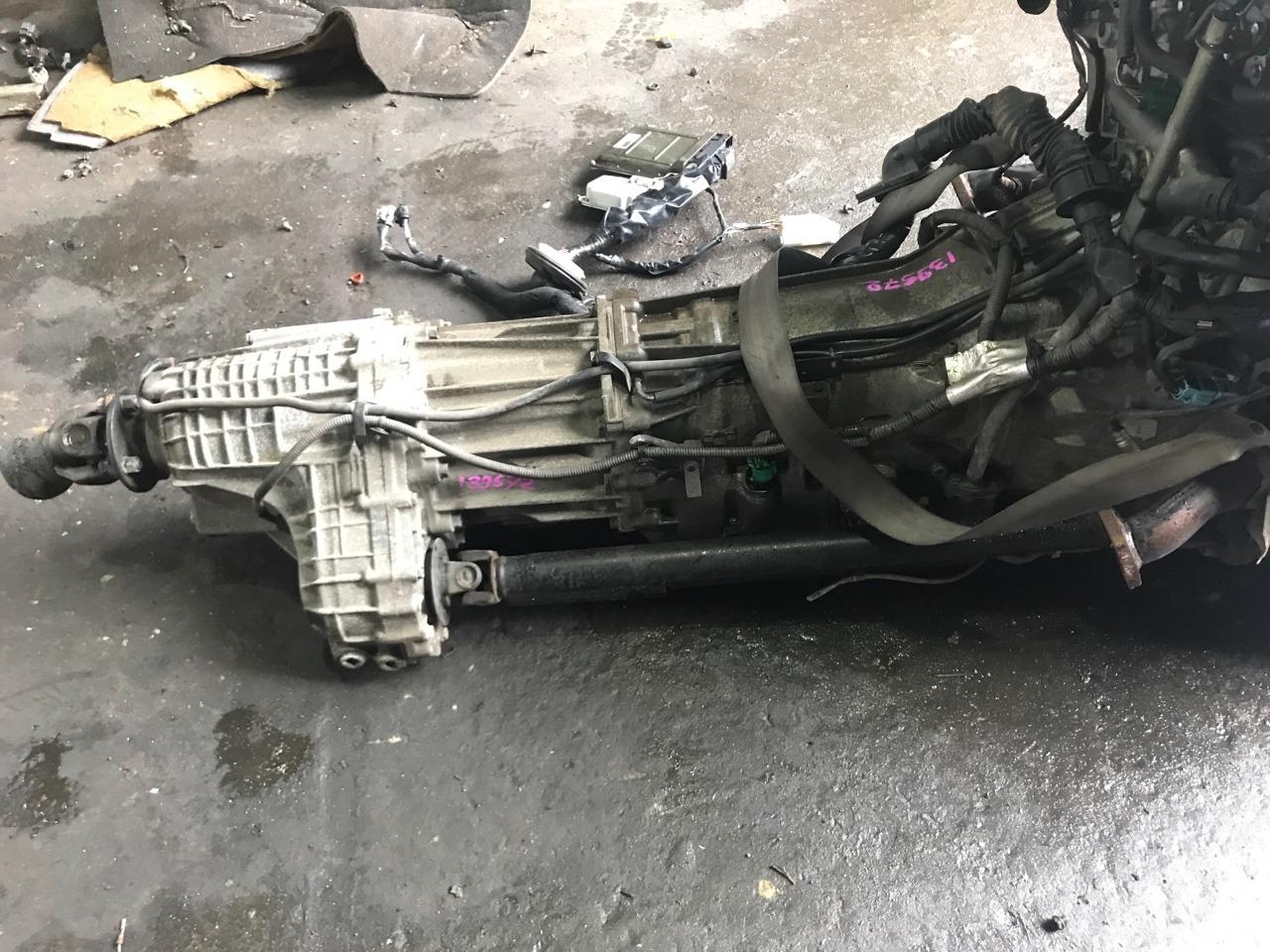 Акпп Nissan Fuga PNY50 VQ35