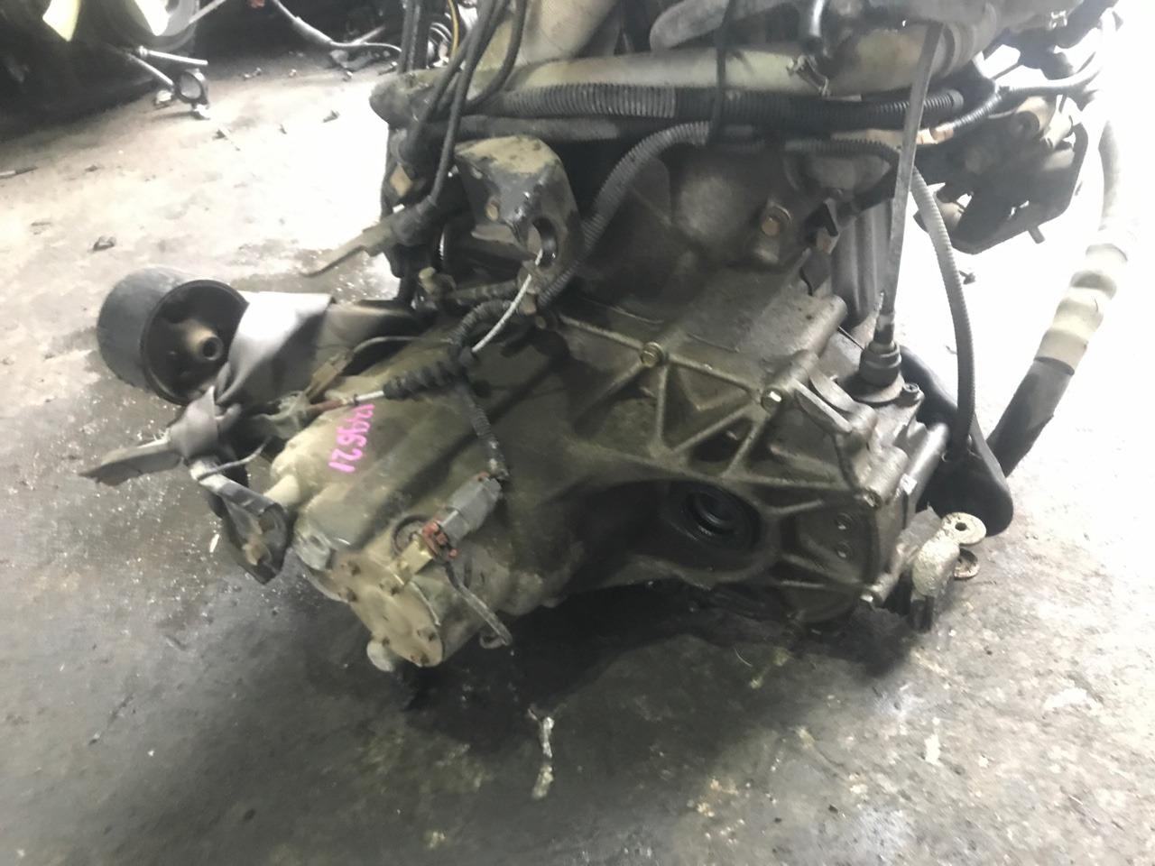 Мкпп Nissan Bluebird U11 CA18