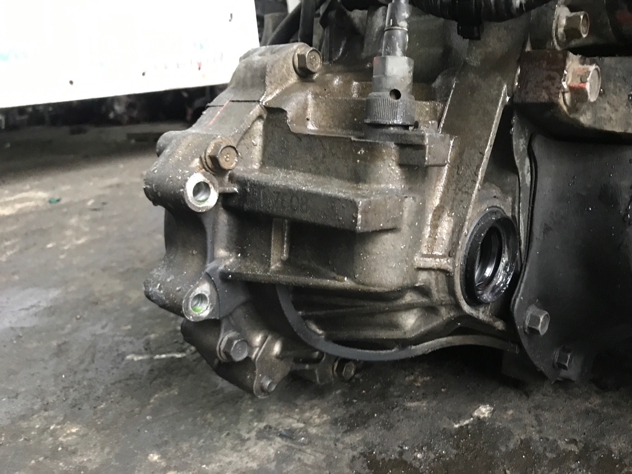 Акпп Mazda Demio DW5W B5