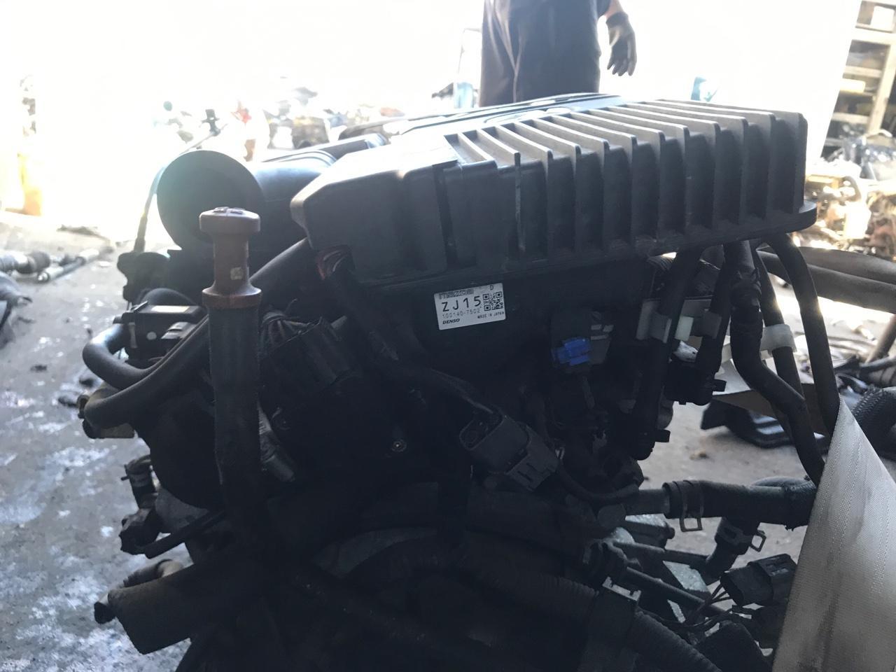 Двигатель Mazda Demio DY3R ZJ