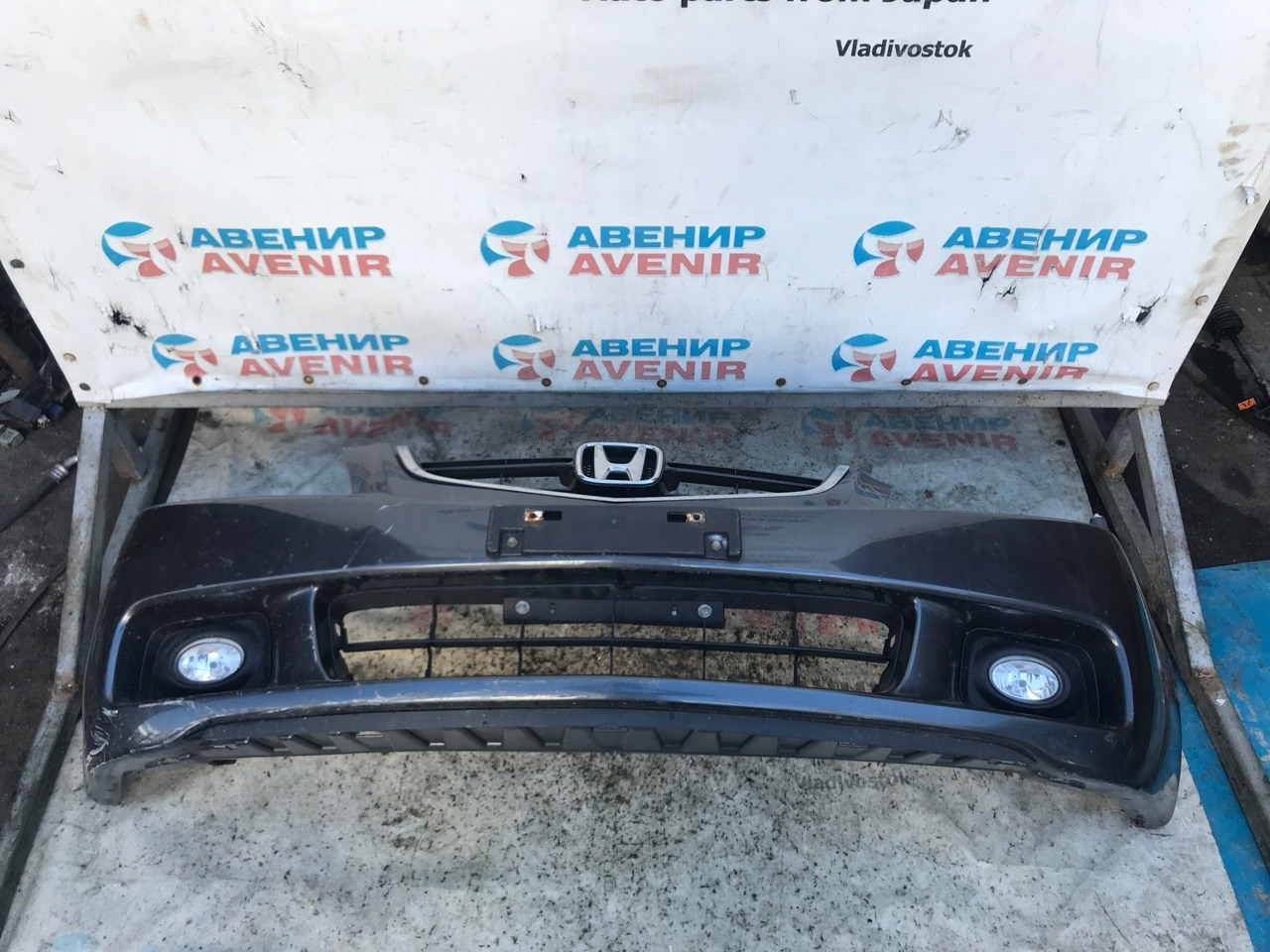 Бампер Honda Accord CM1 передний