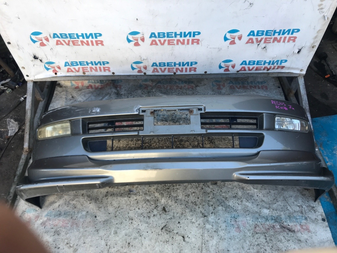 Бампер Toyota Regius KCH46 передний