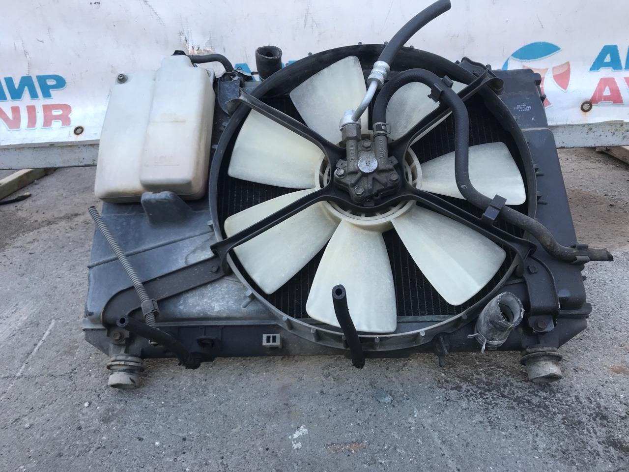 Радиатор Toyota Camry CV40 3CT