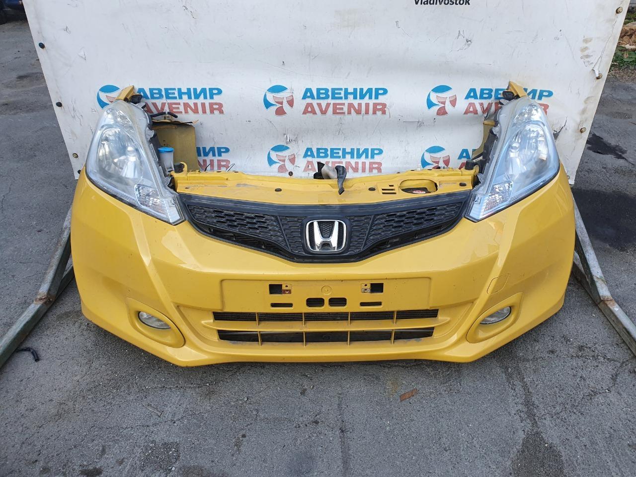 Nose cut Honda Fit GE6 L13A