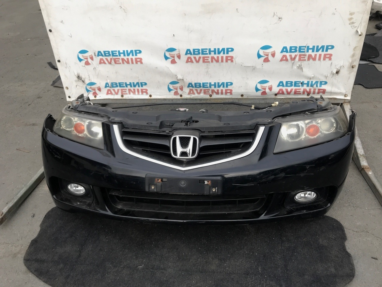 Nose cut Honda Accord CL7 K20A