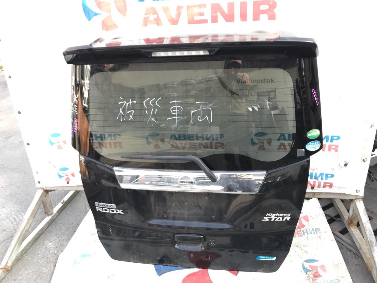 Дверь задняя Nissan Dayz Roox B21A