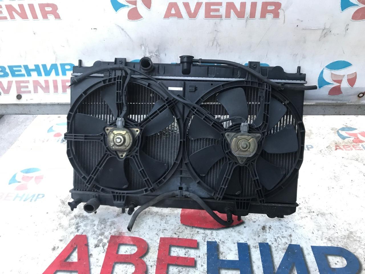 Диффузор радиатора Nissan Ad Y11 QG15